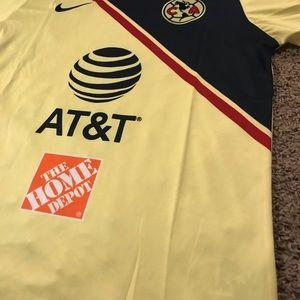 1f498e7eab7a84 Shirts - 2018 2019 Club America Jersey Home